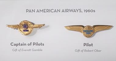 Airway Badges, 1960