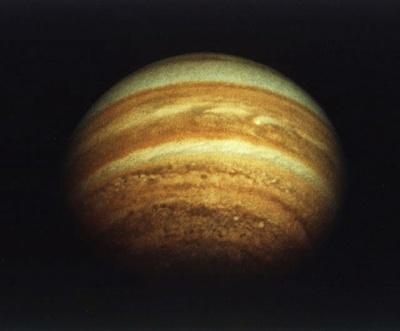 Jupiter's Polar Region
