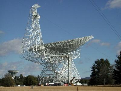 The 100-Meter Green Bank Radio Telescope