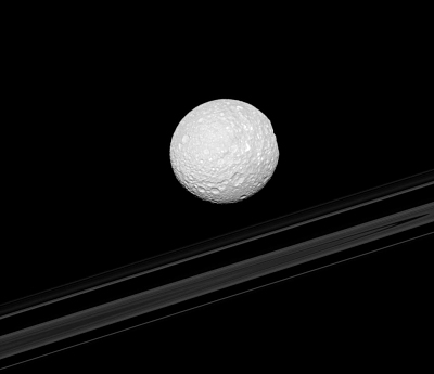 Mimas' Flat Spot