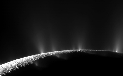 Bursting at the Seams: the Geyser Basin of Enceladus