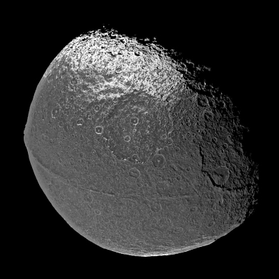 Encountering Iapetus