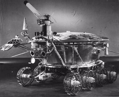 Lunokhod: Moon Robot
