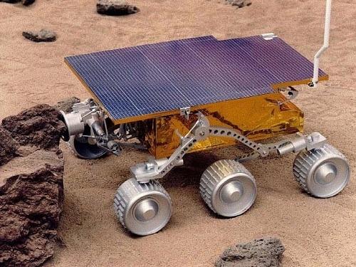 Mars Pathfinder Rover: Sojourner