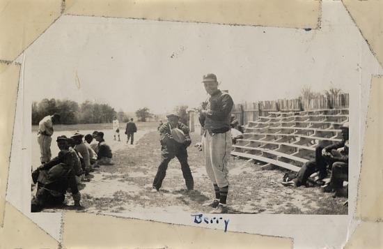 image for Anacostia Aztecs baseball player