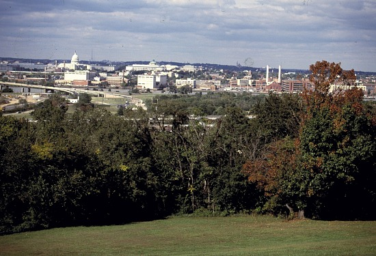image for View of Washington D.C. from Anacostia