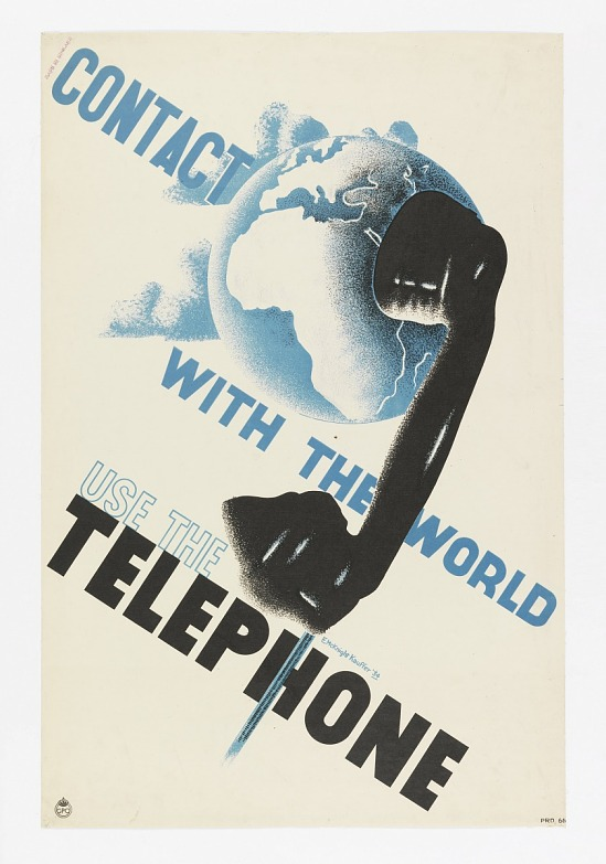 image for Contact with the World, Use the Telephone