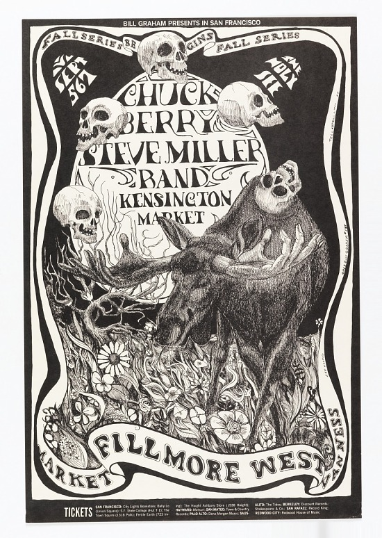 image for Chuck Berry / Steve Miller Band
