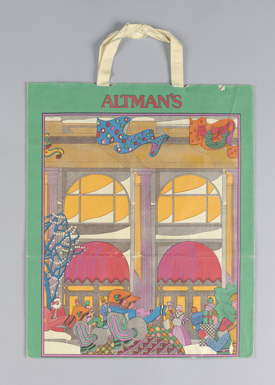 image for B. Altman & Co.: Christmas Shoppers
