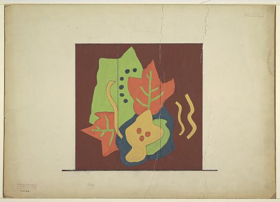 image for Design for Screen: Leaf Motif