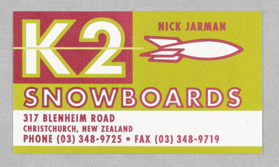 image for K2 Snowboards