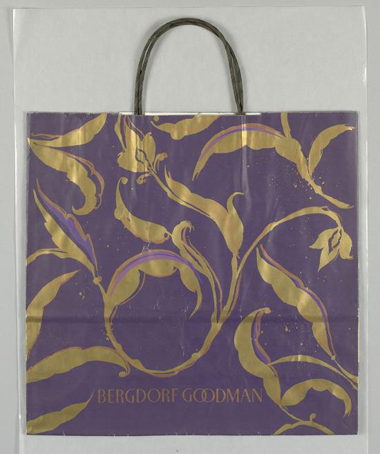 image for Bergdorf Goodman: Christmas Bag