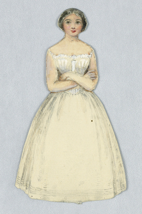 image for Paper Doll in Petticoats