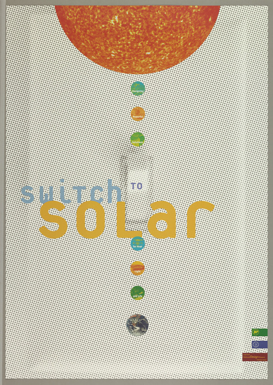 "image for ""Switch to Solar for Heat, Light and Life"""