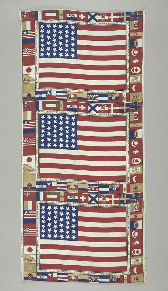image for Commemorative textile