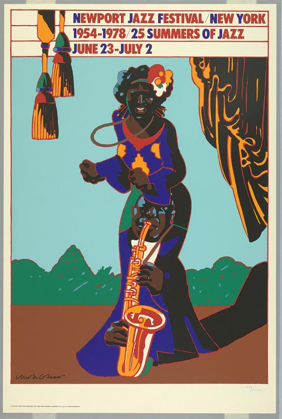 image for Newport Jazz Festival