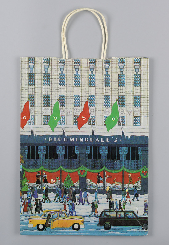 image for Bloomingdale's Holiday Storefront