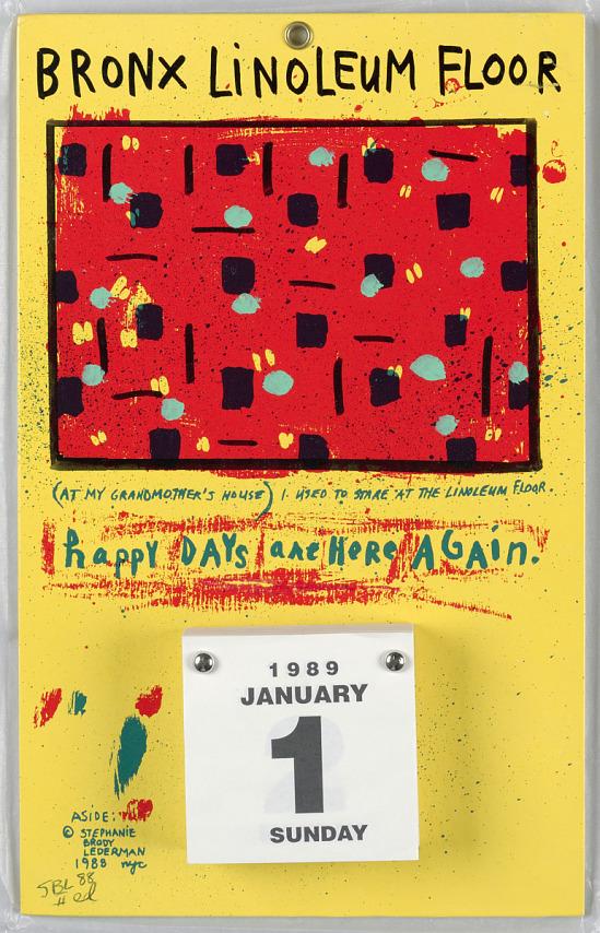 image for Bronx Linoleum Floor