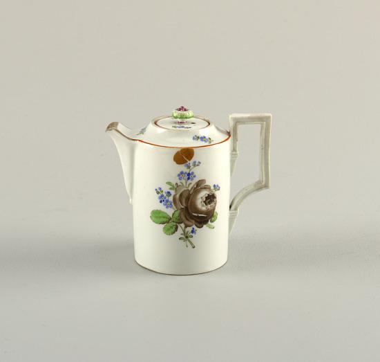 "image for Milk Jug with Rose ""en Grisaille"""
