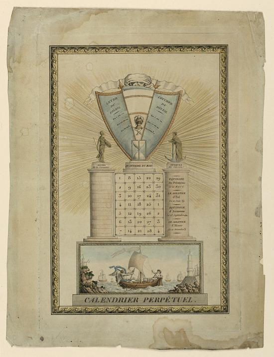 image for Calendrier Perpétual