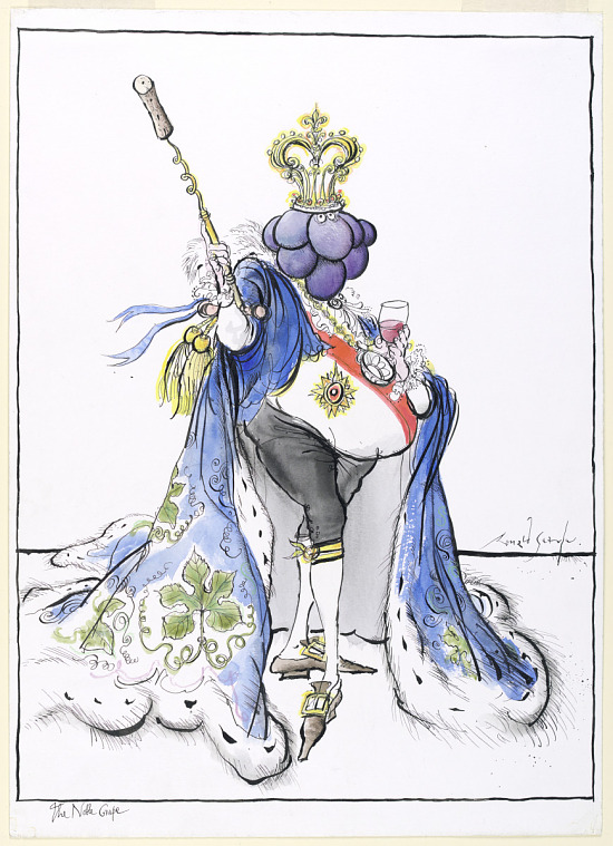 image for The Noble Grape