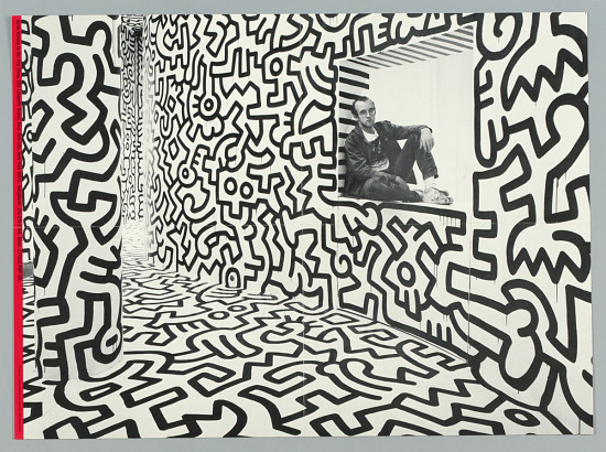 image for Keith Haring in the Pop Shop