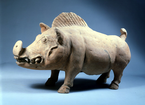 image for Figure of a boar