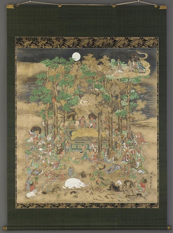 image for Nirvana of the BuddhaShaka Nehan