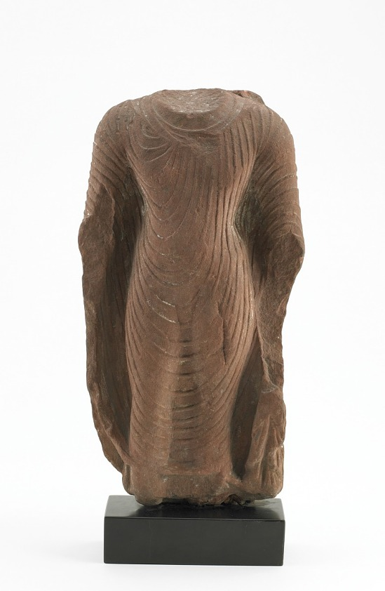 image for Torso of a Standing Buddha