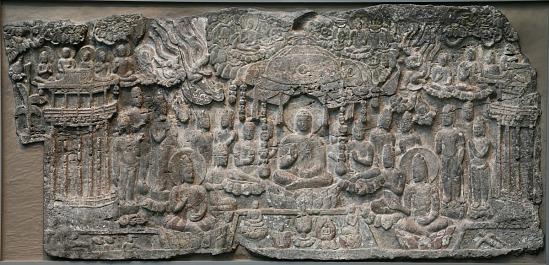 image for Western Paradise of the Buddha Amitabha