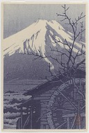 image for Mount Fuji in winter