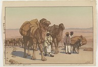 image for Caravan from Afganistan, from the series India and Southeast Asia