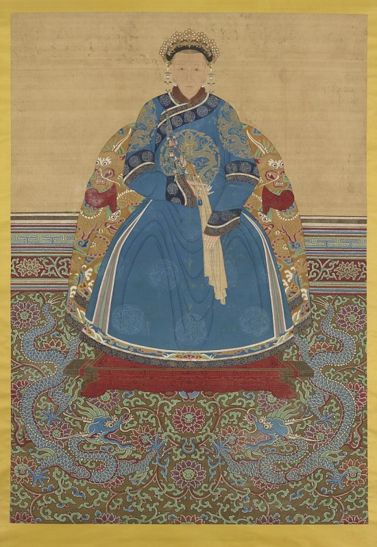 image for Portrait of Yongzheng's Mother