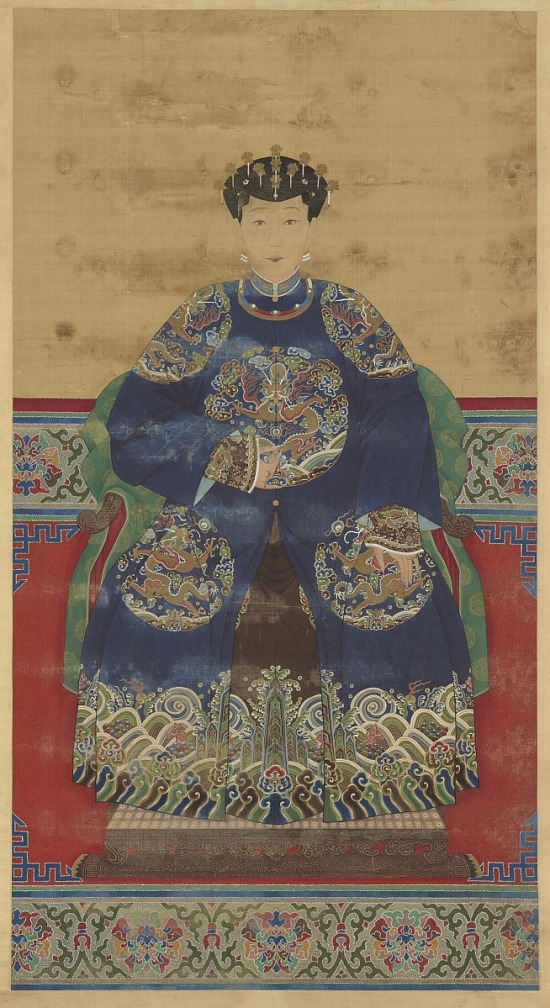 image for Portrait of a Qing Court Lady