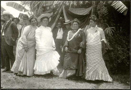 image for Hawaiian Women. 1905