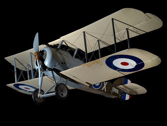 Side of Sopwith 7F.1 Snipe