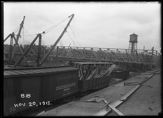 image for Curtiss, General, Shipping. glass negative
