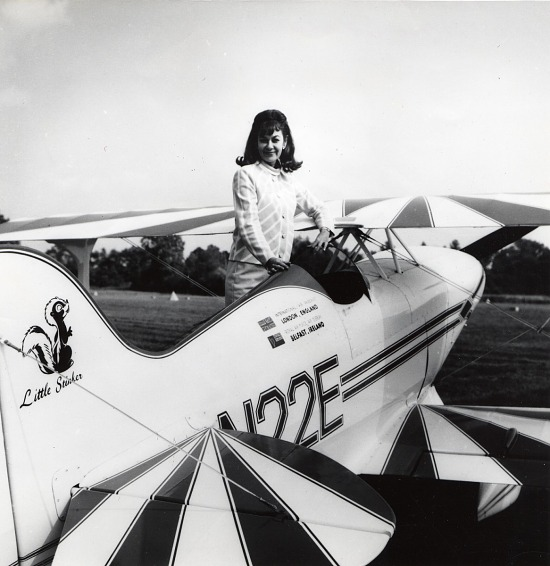 image for Skelton, Betty; Pitts S-1C Special. photograph