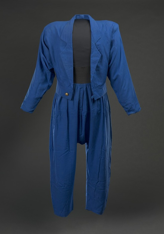 """image for Jacket and pants worn by MC Hammer in music video for """"They Put Me in the Mix"""""""