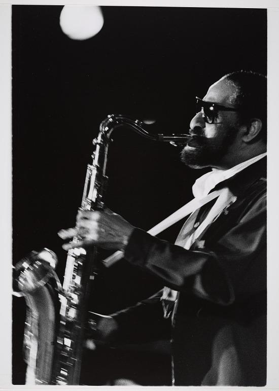 image for Sonny Rollins, 1989