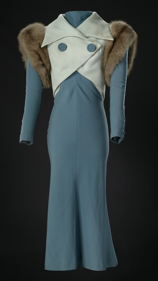 image for Costume worn by Diana Ross as Billie Holiday in Lady Sings the Blues