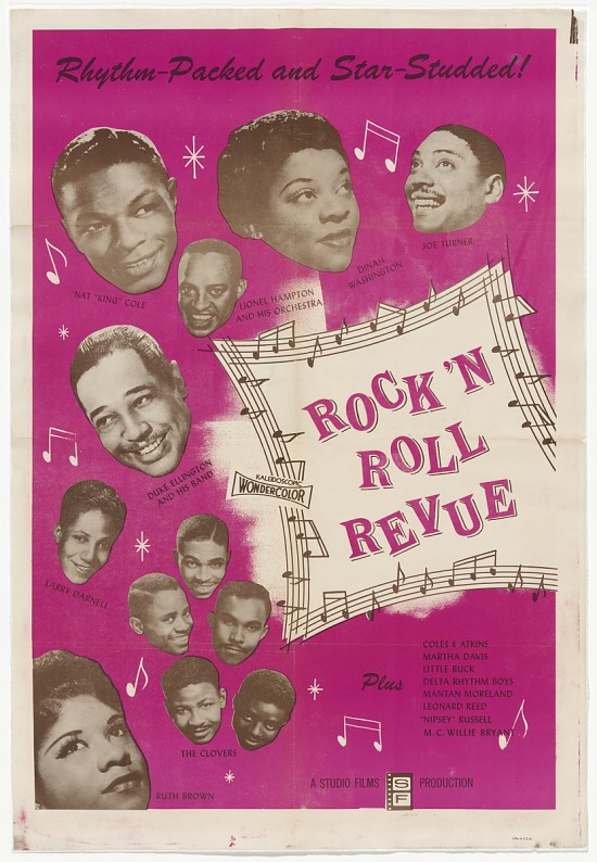 image for Poster for Rock 'N Roll Revue