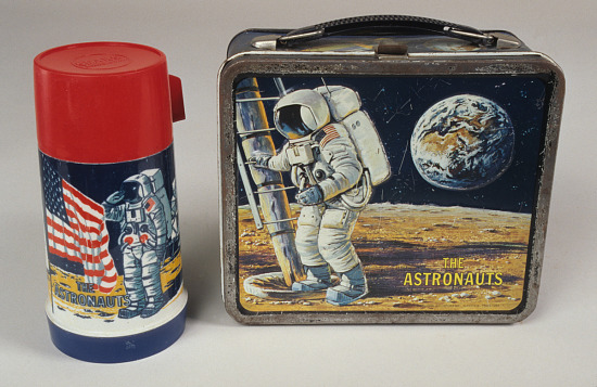 image for Astronaut Lunch Box