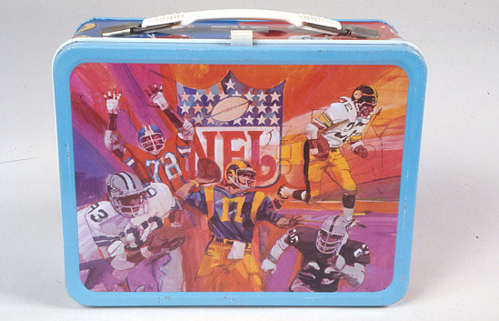 image for National Football League Lunch Box