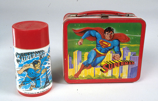 image for Superman Lunch Box