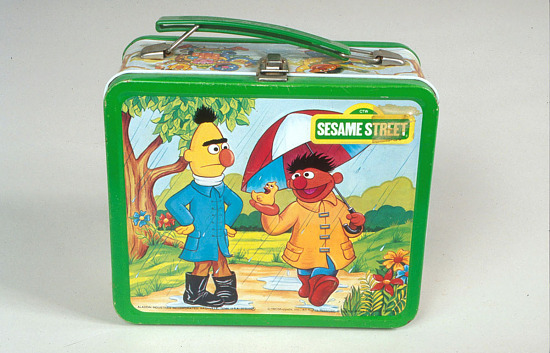 image for Sesame Street Lunch Box