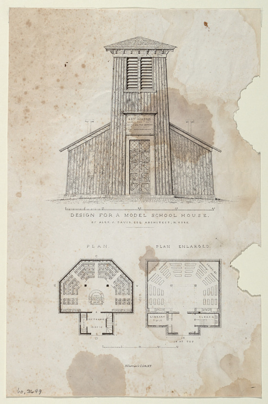 image for Design for a Model School House