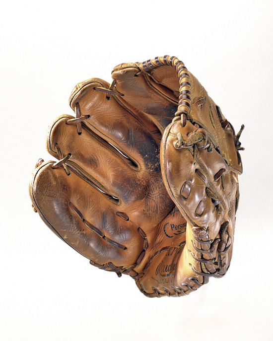 image for Baseball Glove, used by Sandy Koufax
