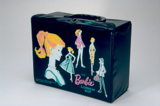 image for Barbie Lunch Box
