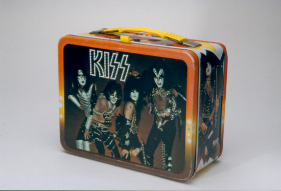 image for Kiss Lunch Box